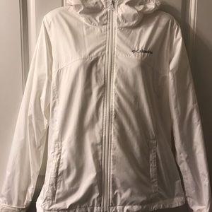 Columbia light coat